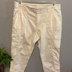 Faded Glory Pants - Faded glory capris size 14